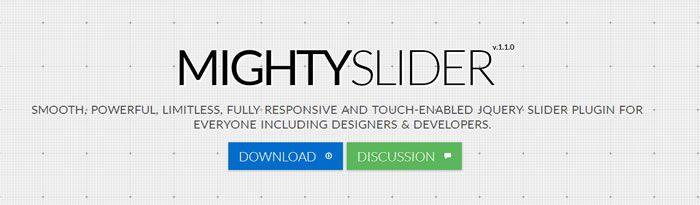 MightySlider: plugin jQuery per creare gallerie fotografiche