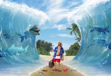 12 tutorial per creare un effetto acqua Photoshop